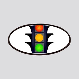 Hooded Traffic Lights Patch