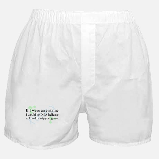 """""""DNA Helicase"""" Boxer Shorts"""