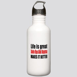 Daito Ryu Martial Arts Stainless Water Bottle 1.0L