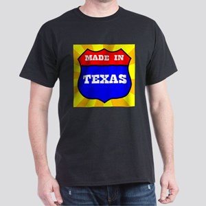 Made In Texas Shield T-Shirt