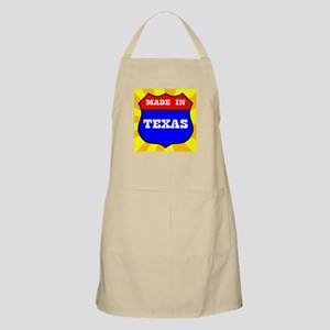 Made In Texas Shield Apron