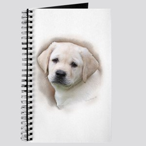 Lab Pup Color Journal