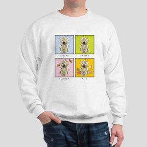 4 Seasons Doodle Sweatshirt