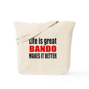 bando designs bags cafepress