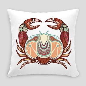 Cancer zodiac sign Everyday Pillow