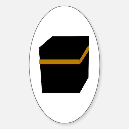 Cute Saudi arabian Sticker (Oval)
