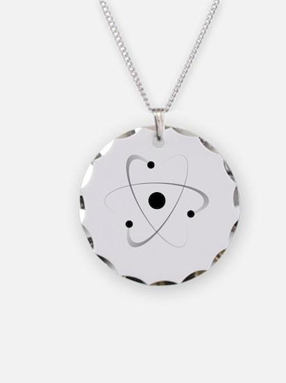 Cute Electron orbital Necklace