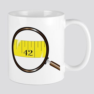 Magnifying Glass Tape Mugs