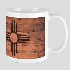 New Mexico State Flag Brand Mugs