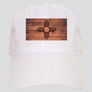 New Mexico State Flag Brand Cap