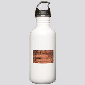 Indiana Map Brand Stainless Water Bottle 1.0L