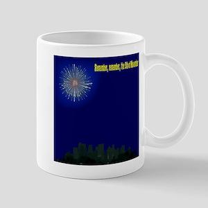 5th November City Mugs
