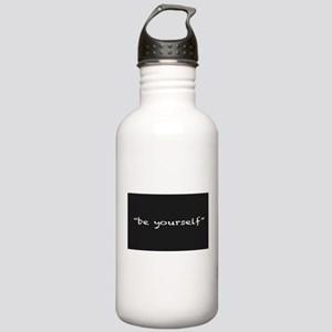 Be Yourself Stainless Water Bottle 1.0L