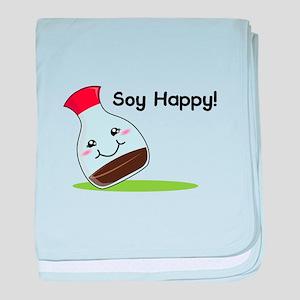 Soy Happy baby blanket