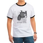 Coffee Men's Ringer T