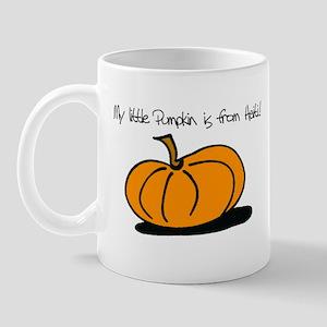 Haitian Pumpkin Mug