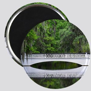 Long White Bridge Magnets