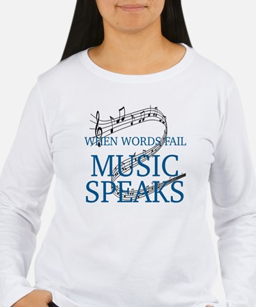 Cute Music T-Shirt
