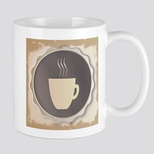 Coffee Background Mugs