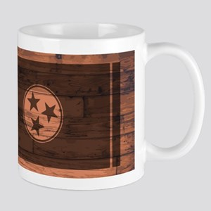 Tennessee Flag Brand Mugs