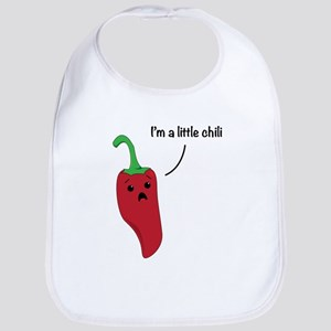 I'm A Little Chili Baby Bib