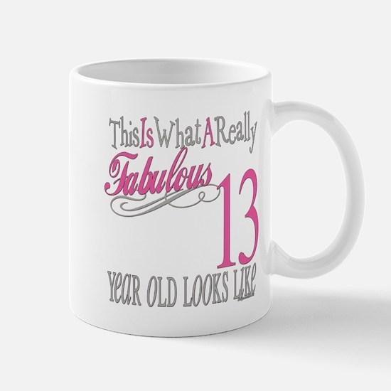 13th Birthday Gifts Mug