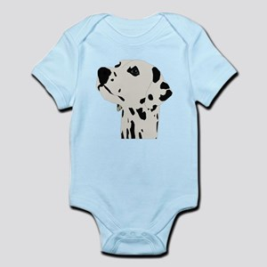 Pes Dalmatian art Body Suit