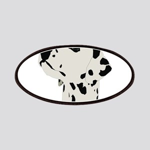Pes Dalmatian art Patch