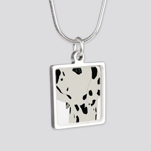 Pes Dalmatian art Necklaces