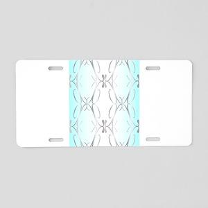 Decorative Background Aluminum License Plate