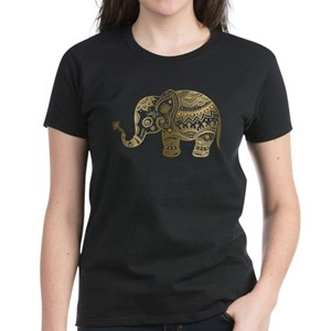 9f9fb9d6b88355 Elephant Women s T-Shirts - CafePress