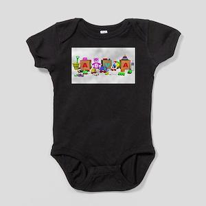 Ava Infant Bodysuit Body Suit