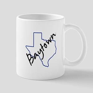 Baytown Texas Mugs