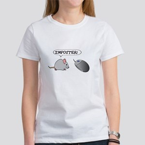 "MOUSE TO COMPUTER MOUSE: ""IMPOSTER"" T-Shirt"