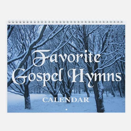Unique Pentecostal Wall Calendar