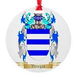 Vanegas Round Ornament