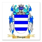 Vanegas Square Car Magnet 3