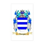 Vanegas Sticker (Rectangle)
