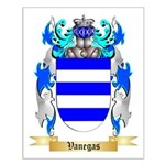 Vanegas Small Poster