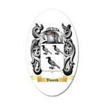 Vaneev 20x12 Oval Wall Decal