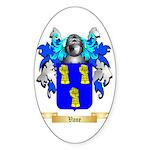 Vane Sticker (Oval)
