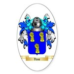 Vane Sticker (Oval 50 pk)