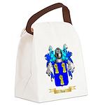 Vane Canvas Lunch Bag