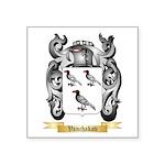 Vanchakov Square Sticker 3