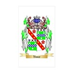 Vance Sticker (Rectangle 10 pk)