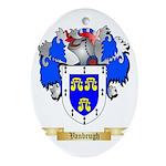 Vanbrugh Oval Ornament