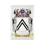 Van Velden Rectangle Magnet (10 pack)