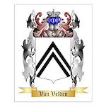 Van Velden Small Poster