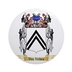 Van Velden Round Ornament