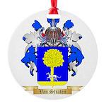 Van Straten Round Ornament